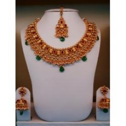 Kundan Necklace 013
