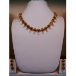 Kundan Necklace 012
