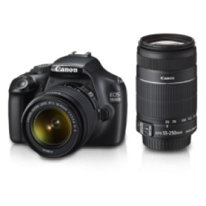 Canon EOS 1100D Double Zoom Kit
