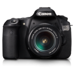 CANON EOS 60D W/18-55mm Kit